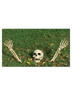 Kit de esqueleto de Buried Alive de 3 piezas