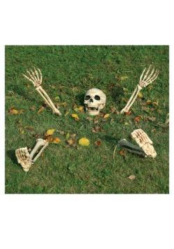 Kit de esqueleto Buried Alive