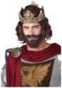 Peluca de Rey medieval