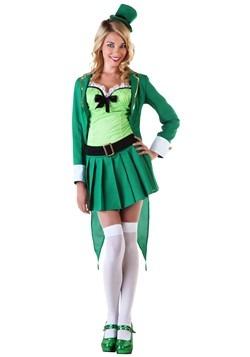 Disfraz de mujer Lucky Leprechaun