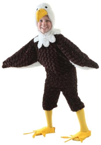 Disfraz infantil de niño águila