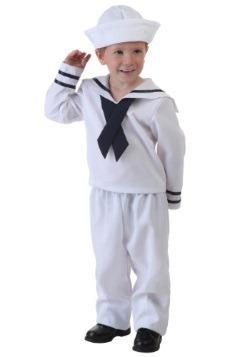 Disfraz de marinero para niños pequeños
