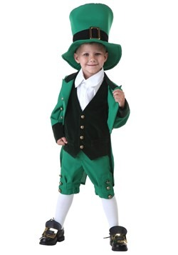 Disfraz de duende para niños pequeños