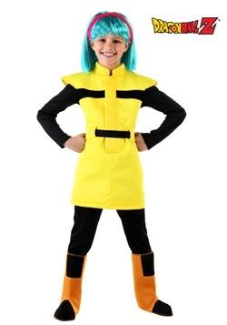 Disfraz de Bulma de Dragon Ball Z para niños
