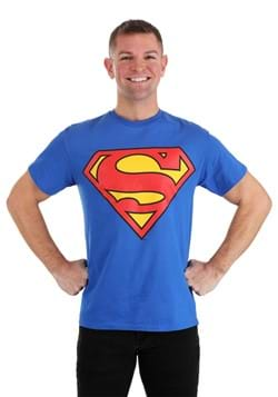 Camiseta de Superman con escudo