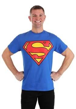 Camiseta de Superman con escudo