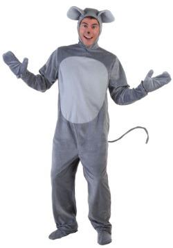 Disfraz de ratón talla extra