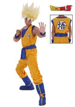 Disfraz de Super Saiyajin Goku para niños