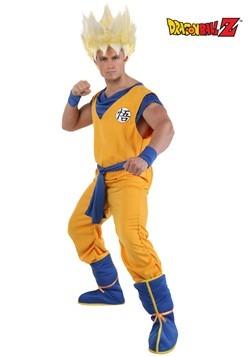 Disfraz Super Saiyan Goku para adulto