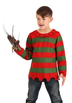 Suéter de pesadilla para niños