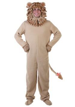 Disfraz de león talla extra