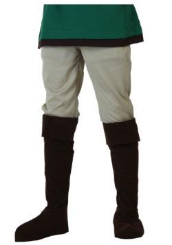 Pantalones color carne para niños