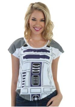 Camiseta de mujer I Am R2D2 Fashion