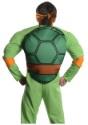 Deluxe Adult Michelangelo atrás