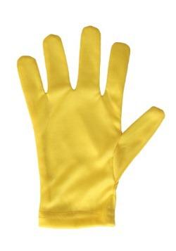 Guantes amarillos para niños