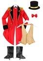 Child Ringmaster Costume Alt 8