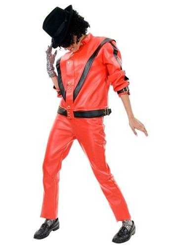 Pantalones de Thriller de Michael Jackson para adulto