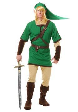 Disfraz de Elfo Guerrero para adulto