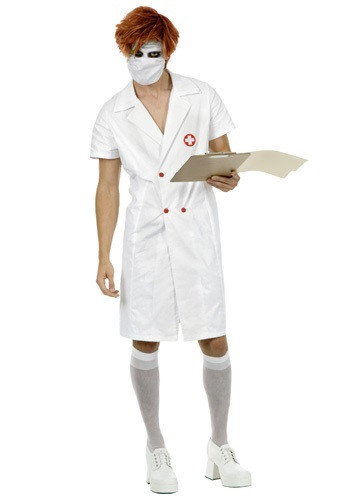 Disfraz de enfermera retorcida