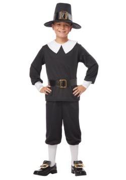 Disfraz de peregrino para niño