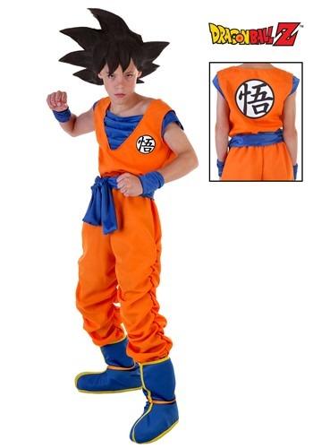 Disfraz infantil  de Goku