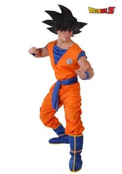 Disfraz de Goku adulto