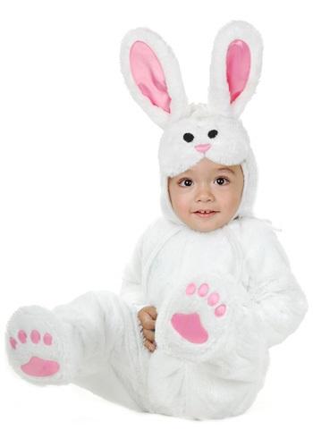 Disfraz de conejito de primavera