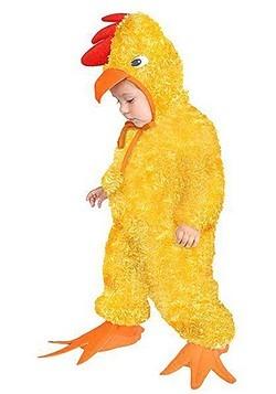 Disfraz de pollo para niños pequeños