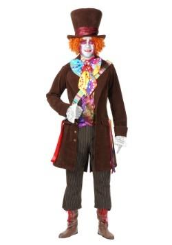 Disfraz de Sombrerero Loco deluxe para Hombre