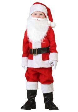 Disfraz de Santa para niños pequeños
