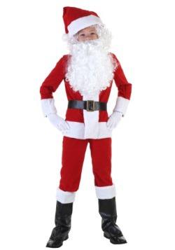Disfraz de Santa para niños