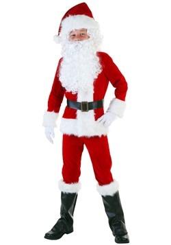 Disfraz infantil deluxe de Santa