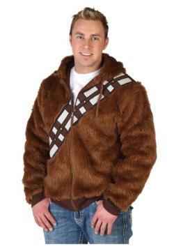 Disfraz con capucha de Chewbacca