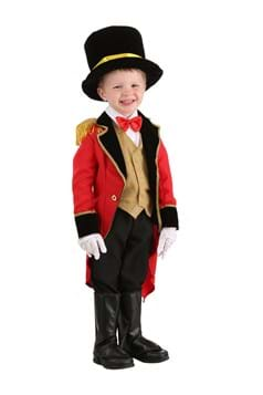 Disfraz de maestro de ceremonias para niño