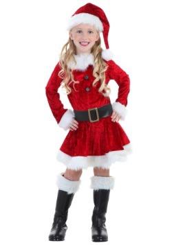 Disfraz Sra. Claus para niños pequeños