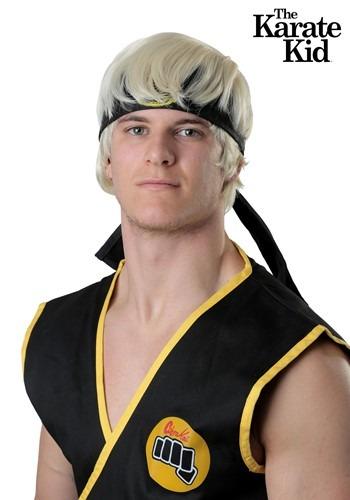 Karate Kid Johnny Wig