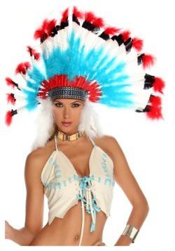 Tocado nativo americano