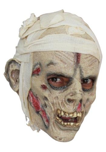 Máscara de momia espeluznante para niños