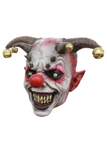 Máscara de payaso Jingle Jangle
