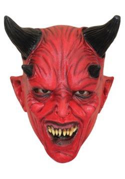Máscara infantil de diablo