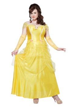 Disfraz de belleza clásica talla extra