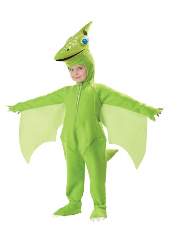 Disfraz de dinosaurio minúsculo