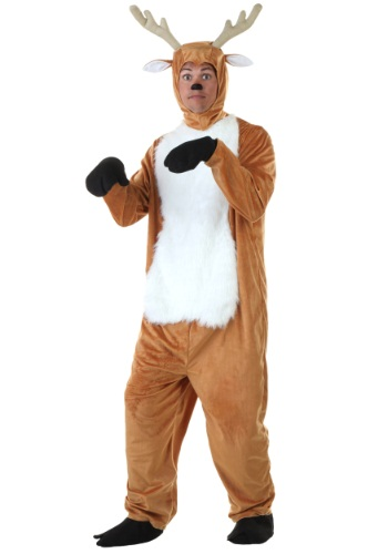 Disfraz de ciervo talla extra