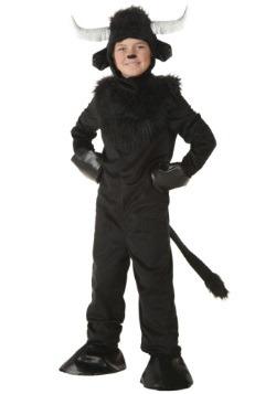 Disfraz infantil de toro