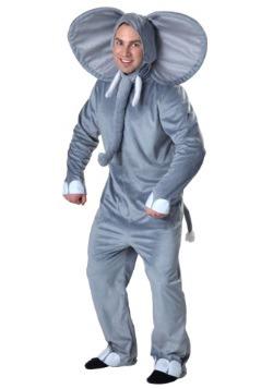 Disfraz de elefante feliz para adulto