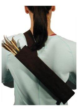Aljaba con flechas para cinturón