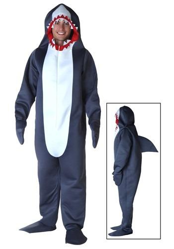 Disfraz de tiburón talla extra
