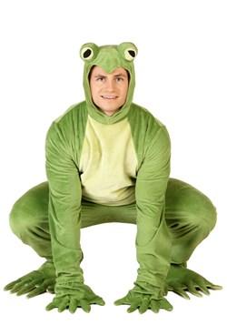 Disfraz de rana deluxe para adulto