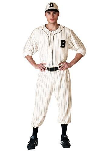 Jugador de béisbol Vintage talla extra