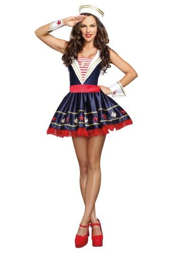 Disfraz para mujer Shore Thing Sailor